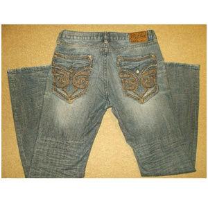 Men's Affliction Black Premium Blake Jeans
